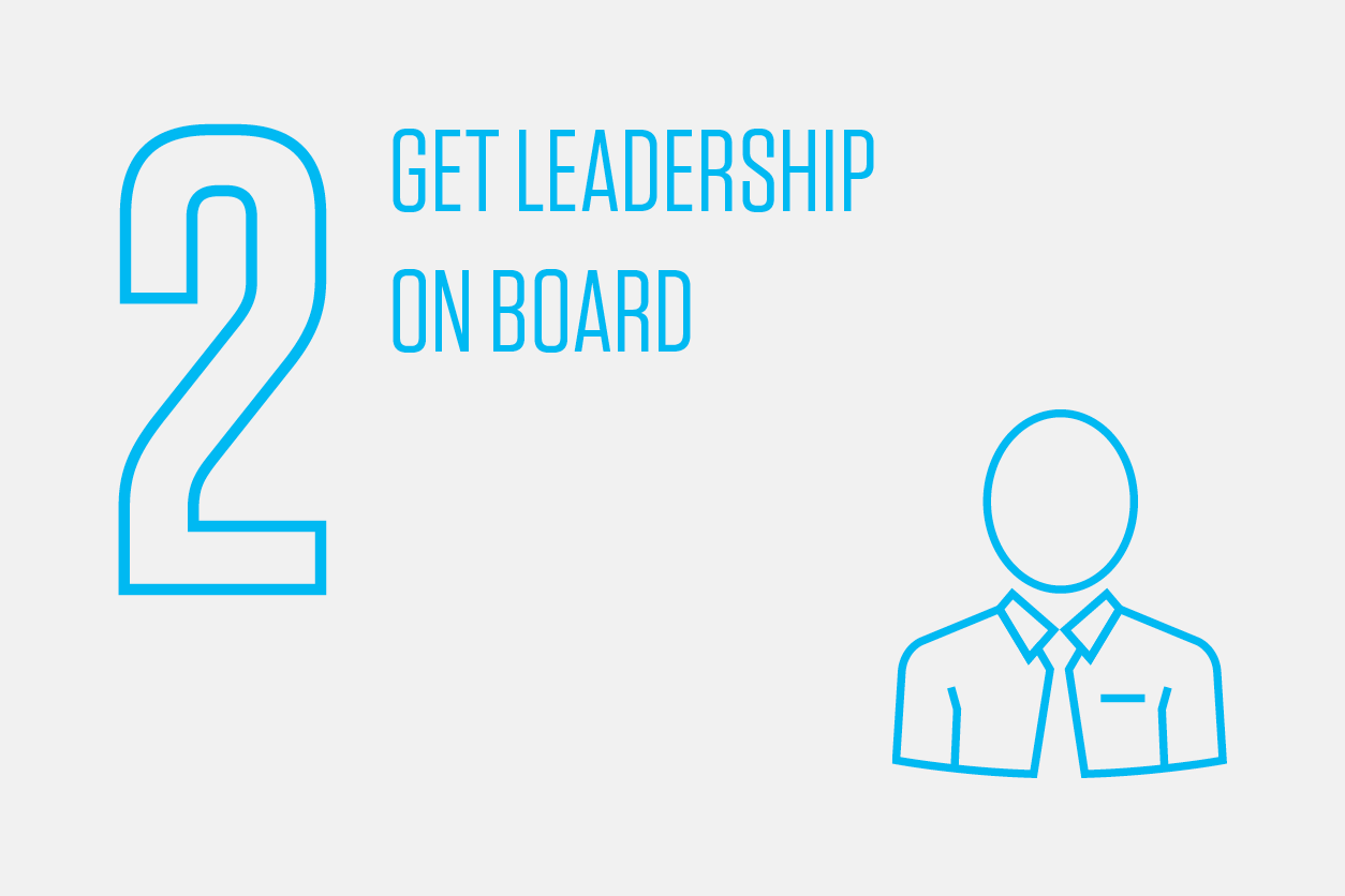Get Leadership on Board for your DMS Switch
