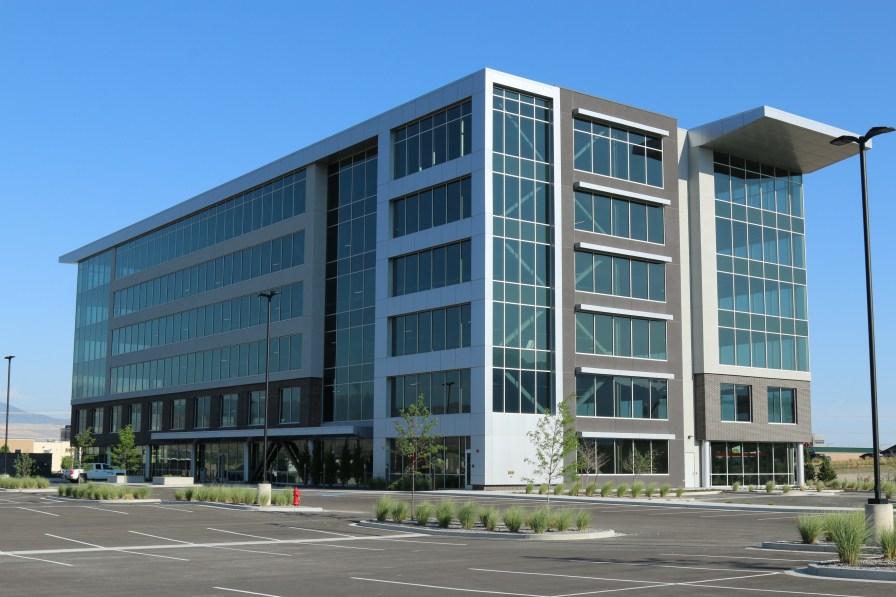 dealertrack new building
