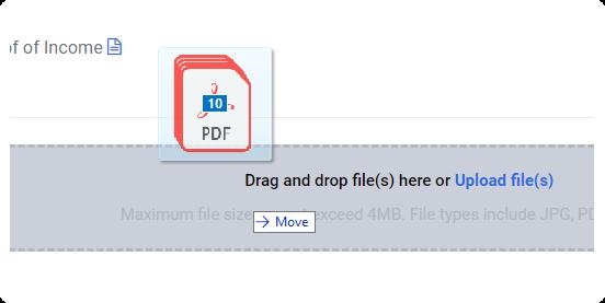 Local File Upload
